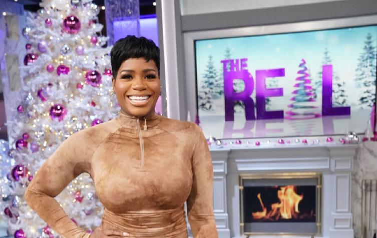 Fantasia Gets Deep About Her Suicide Attempt on 'The Real'