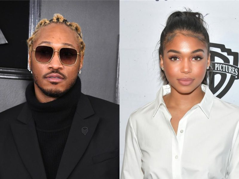 Future and Lori Harvey Spotted at Art Basel Together