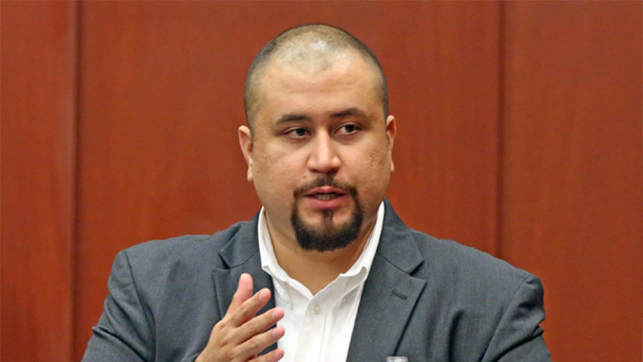 George Zimmerman is Suing Trayvon Martin's Family for $100 Million