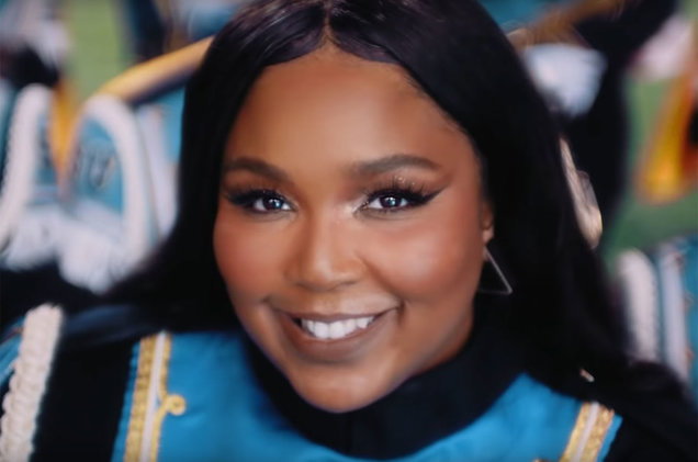 Lizzo Drops the 'Good as Hell' Music VIdeo