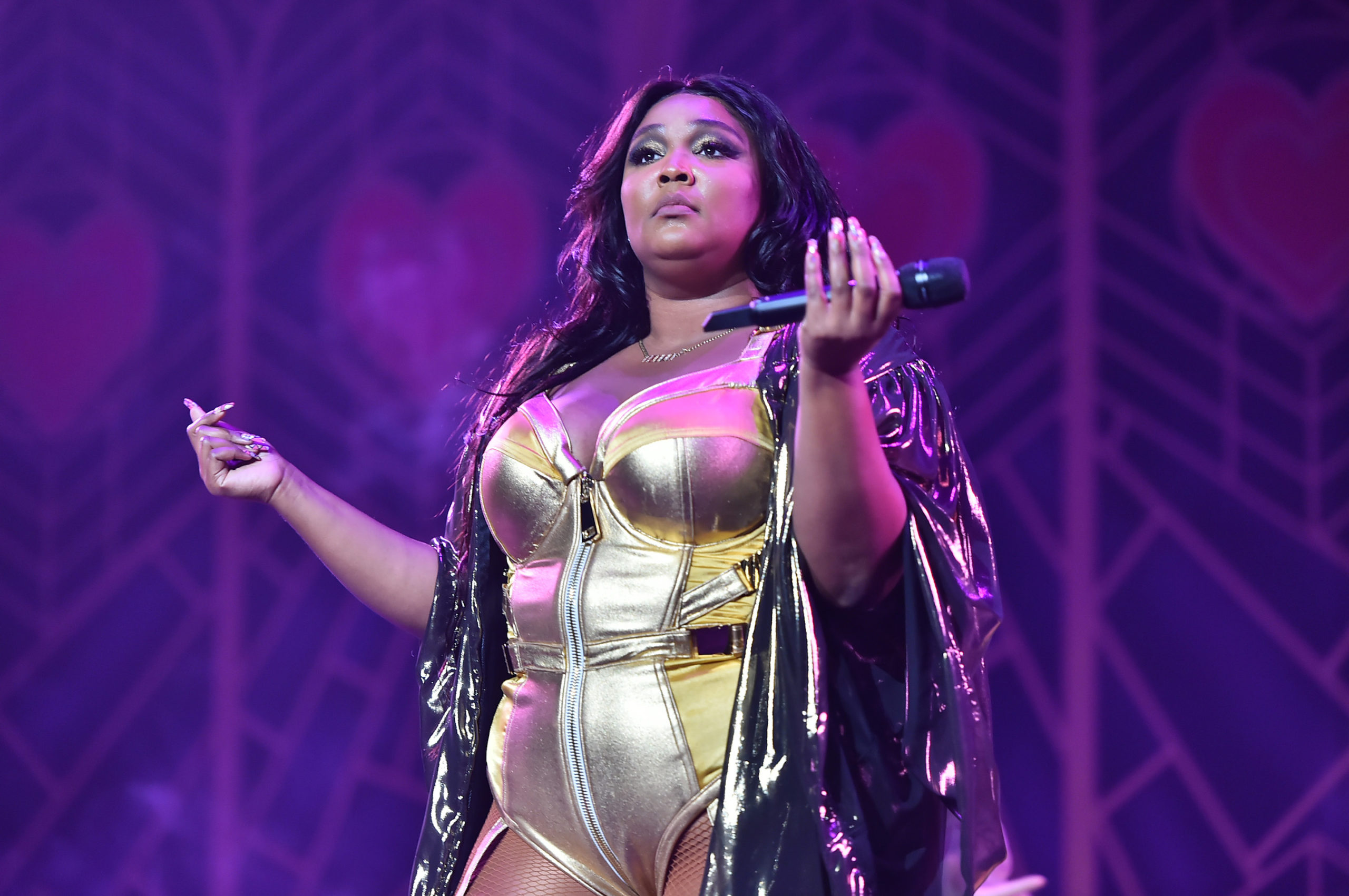 Lizzo Reveals That She Heard From Drake After Giving Him A Shoutout On 'Rumors'