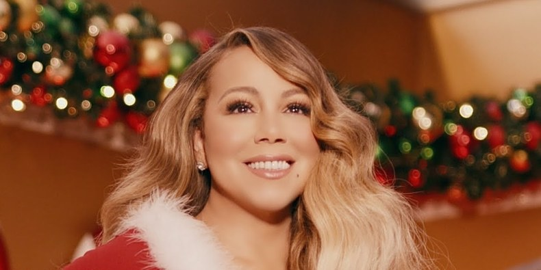 Mariah Carey Debuts New 'All I Want for Christmas is You' Video in Celebration of its 25th Anniversary