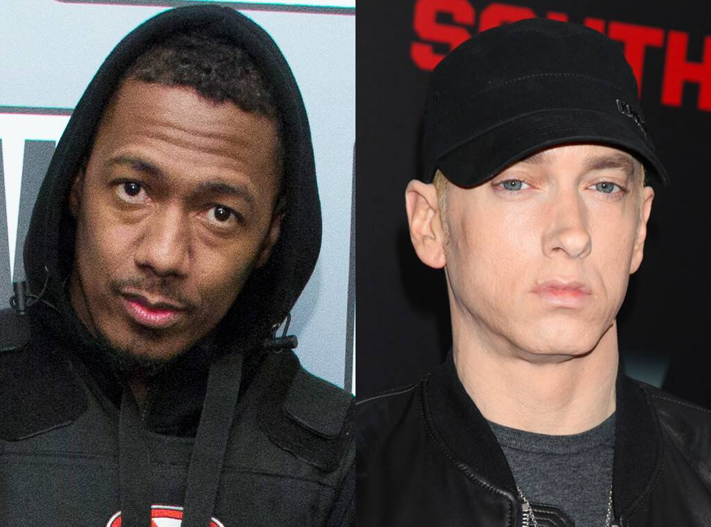 Nick Cannon Claims Eminem's Lawyers Contacted him About Gay Sex Tape Allegations on 'The Invitation' Diss Record