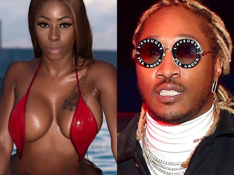 Family Affair: Future's Baby's Mother Eliza Reign is Suing Rapper for Emotional Distress and Slander