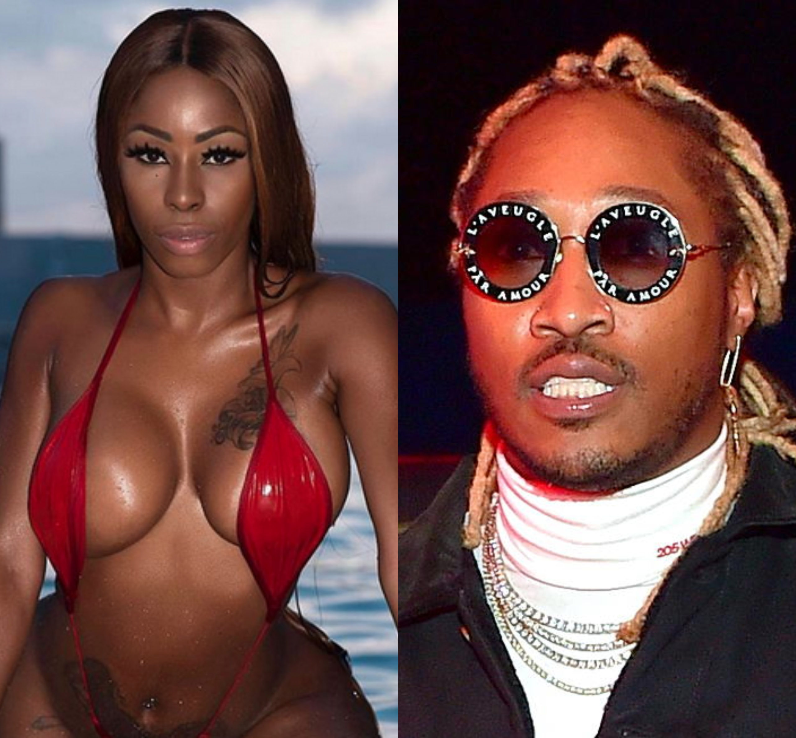Future Accused of Intimidating Companies That Work With his Baby's Mother