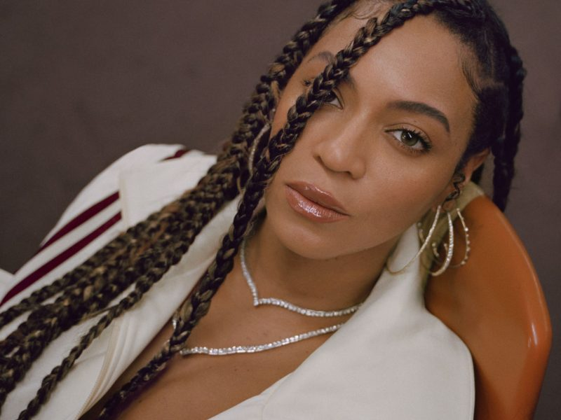 Beyonce Announces Upcoming Ivy Park Collection