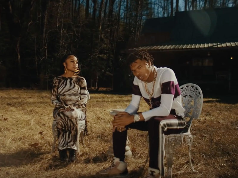 Lil Baby & Jayda Run Away in 'Catch The Sun' Video