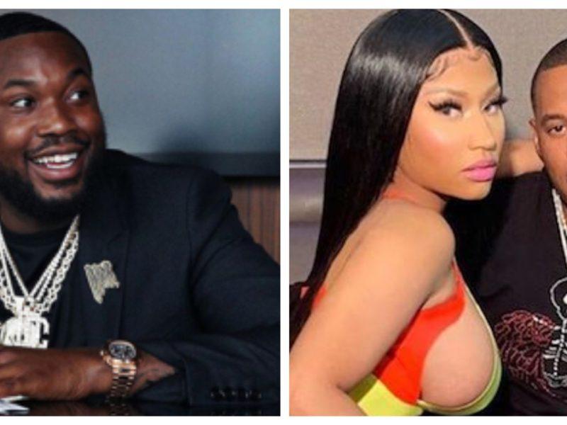 Meek Mill and Nicki Minaj's Husband, Kenneth Petty, Gets Into Heated Exchange