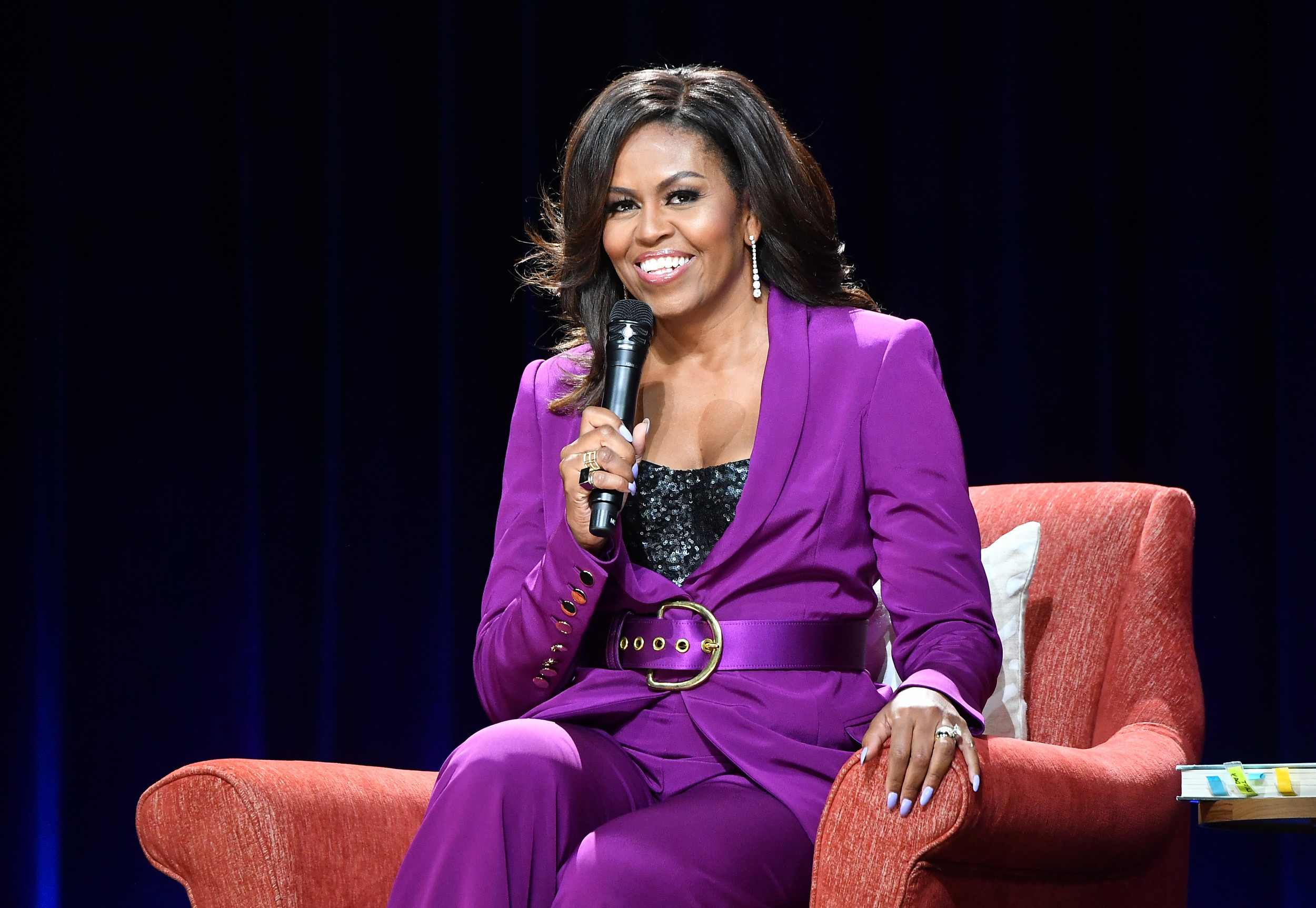 Michelle Obama 'Becoming' Documentary Set to Release on Netflix Next Month