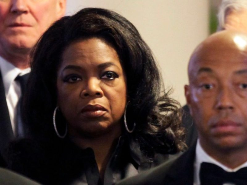 Oprah Winfrey Reveals Russell Simmons 'Attempted to Pressure Her' to Back Out From #MeToo Documentary