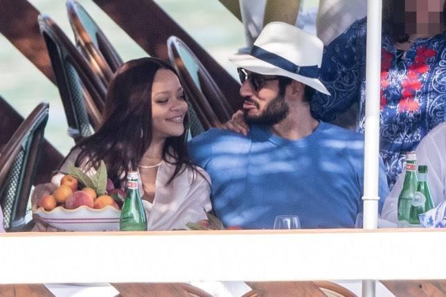 Rihanna Reportedly Split From her Boyfriend Hassan Jameel