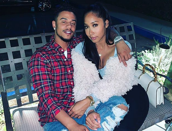Apryl Jones Addresses Lil Fizz Break Up Rumors: 'My Focus is on My Children'