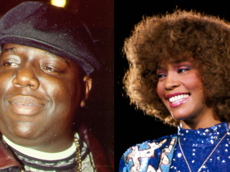 Whitney Houston, Notorious B.I.G. to Be Inducted Into Rock and Roll Hall of Fame