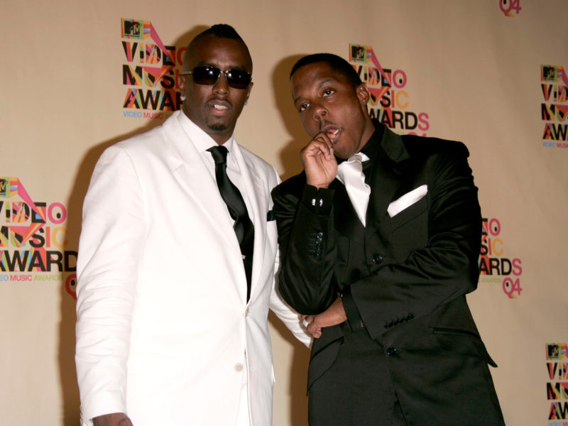 """Mase Drags Diddy Following Grammy Speech Advocating for Black Artists: """"U CHANGED? GIVE THE ARTIST BACK THEIR $$$"""""""