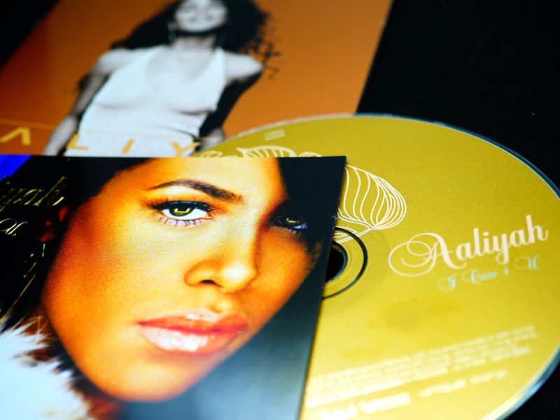 Aaliyah Memoir to Reportedly Be Released in August 2021
