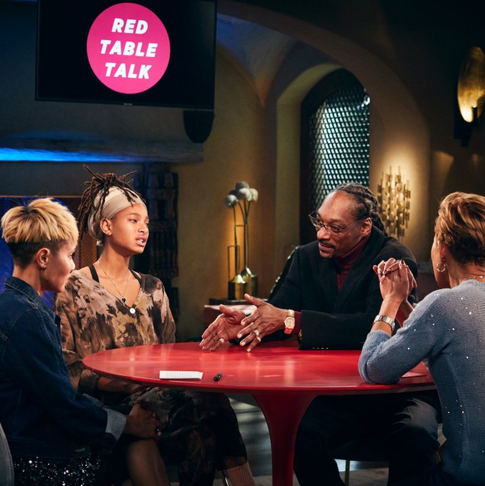 Snoop Dogg is Set to Appear on Red Table Talk on Wednesday