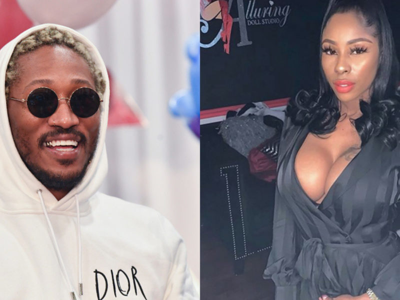 Future Reportedly Files Defamation Lawsuit Against his Alleged Baby's Mother
