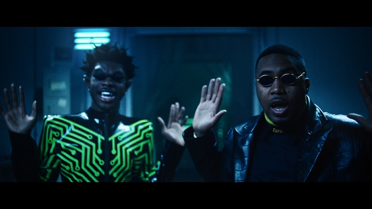 Lil Nas X Delivers Matrix-Inspired Visuals for 'Rodeo (Remix)' Featuring Nas