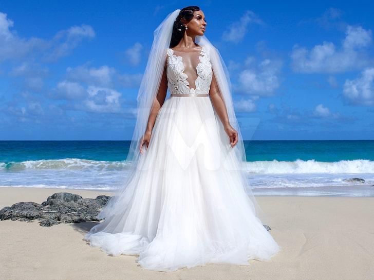 Mya Secretly Got Married in Africa in December