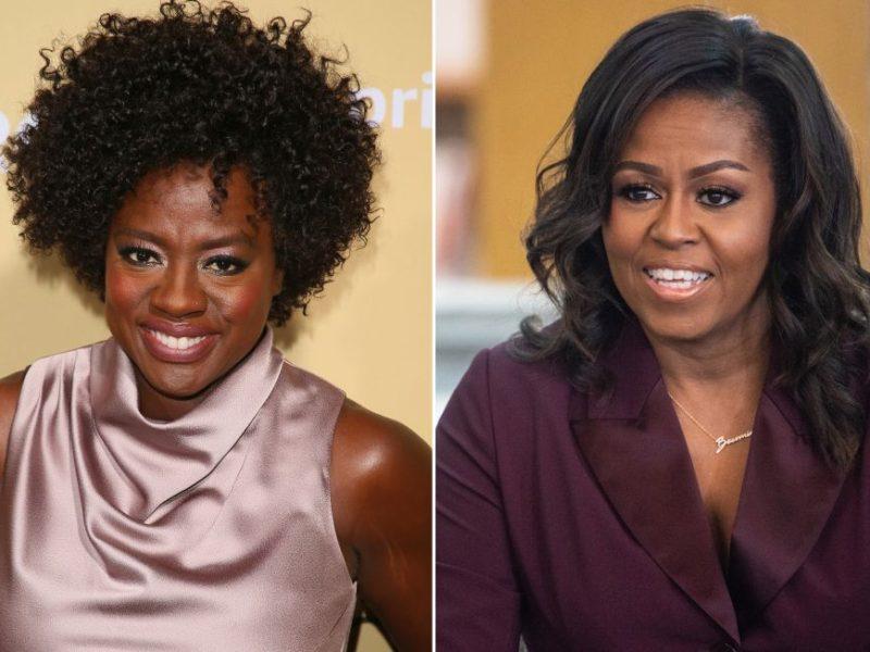 Viola Davis to Portray Michelle Obama in 'First Ladies' TV Series