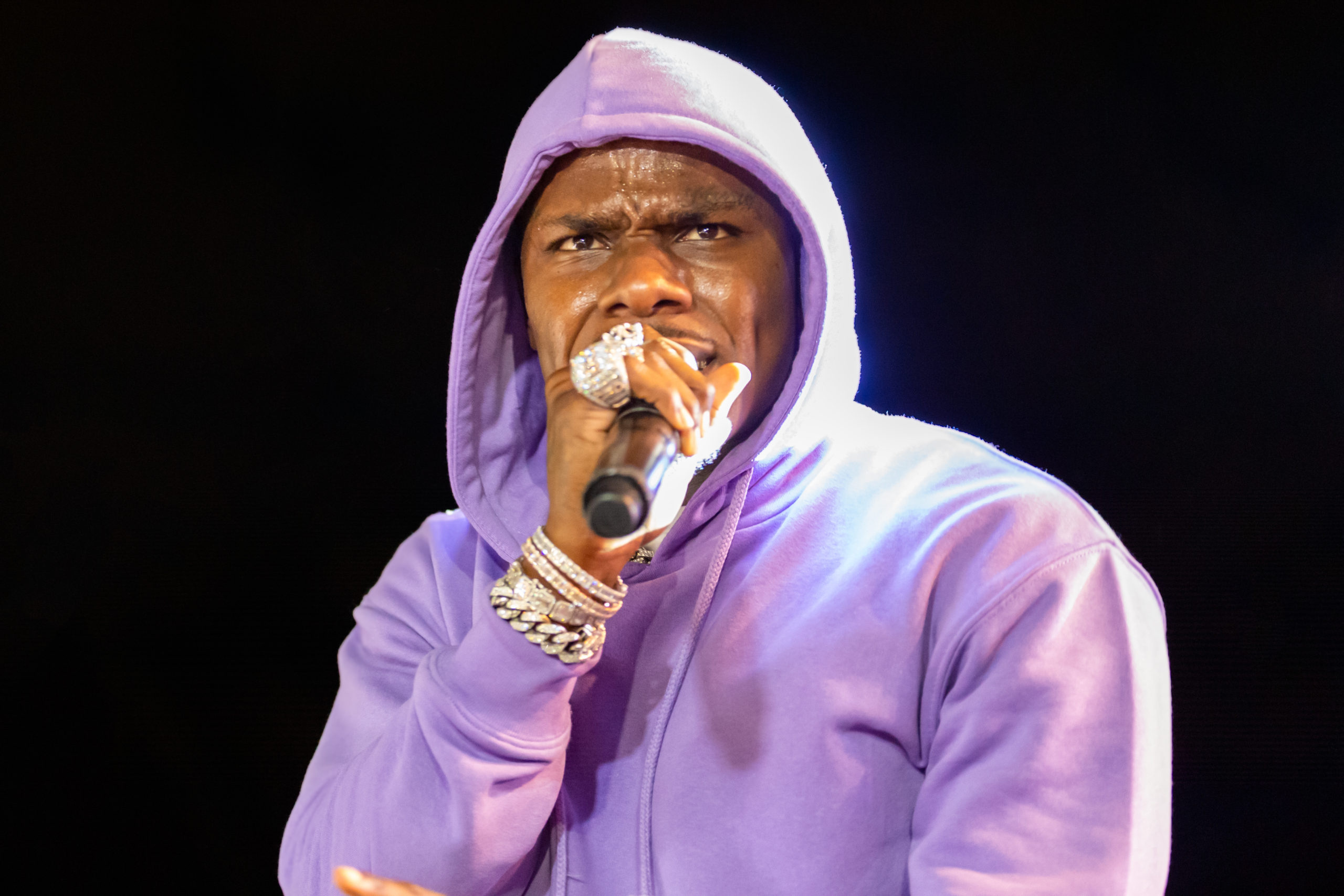 DaBaby Denies Claims That he Allegedly Attacked Driver About Smoking Inside of Car