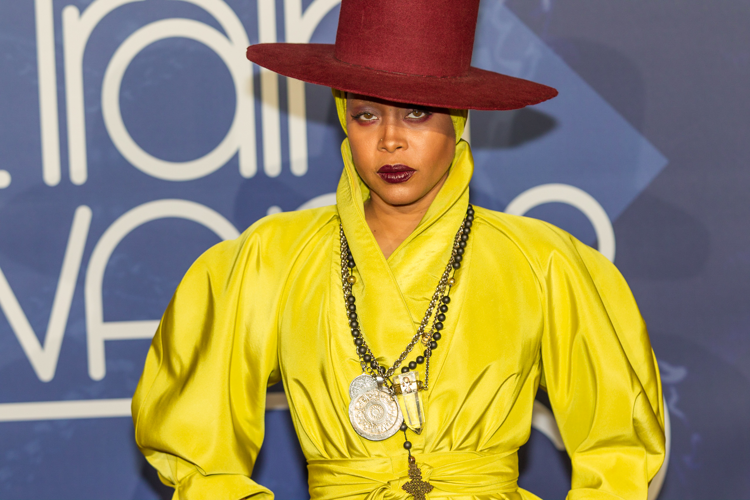 Erykah Badu Announces She Tested Positive and Negative for COVID-19