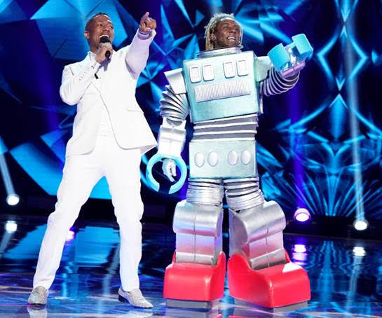 Lil Wayne Stars as 'The Robot' on 'The Masked Singer' Season Premiere