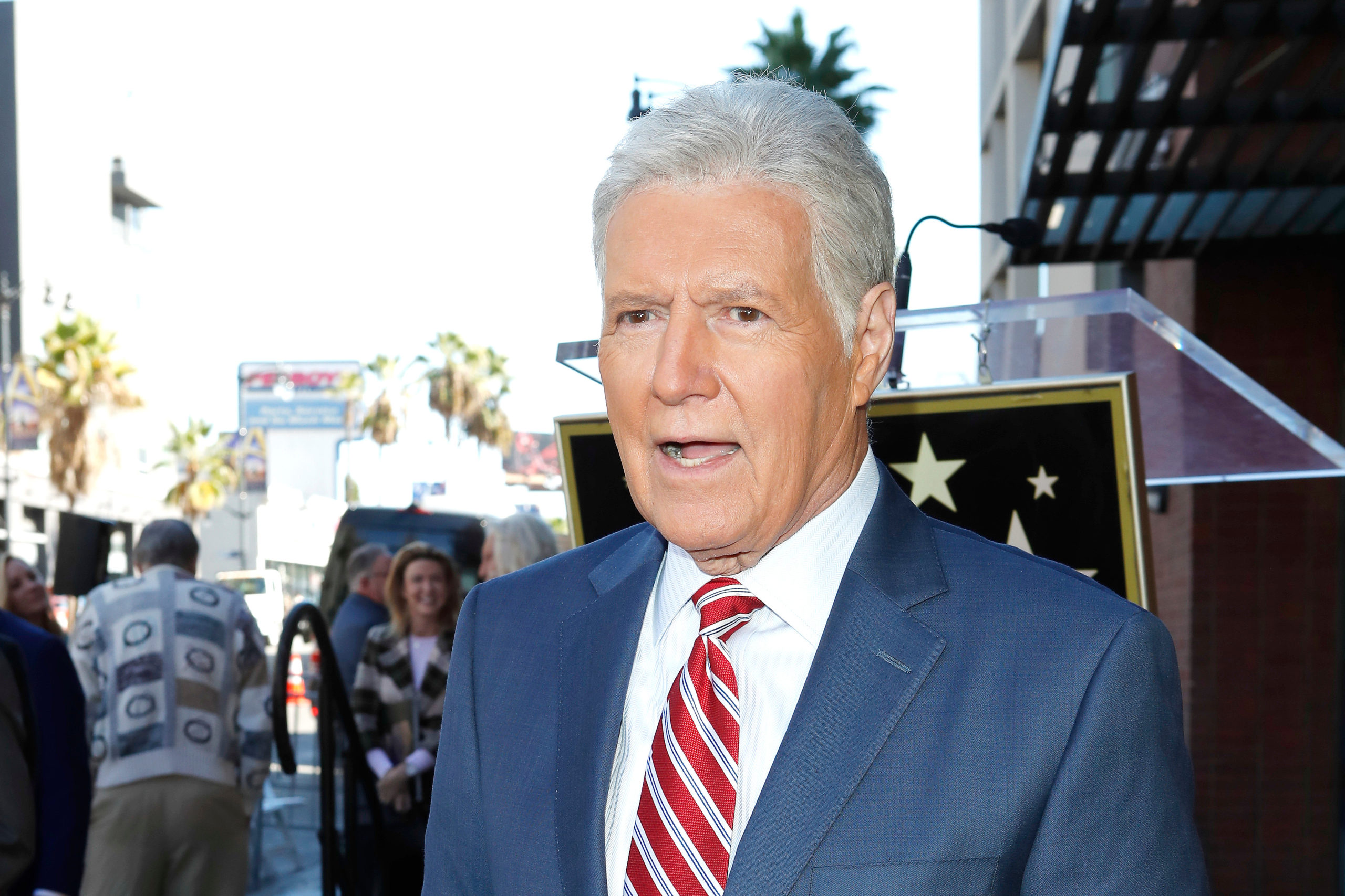 Late Jeopardy! Host Alex Trebek's Wardrobe to Be Donated to Homeless Organization For Interviews