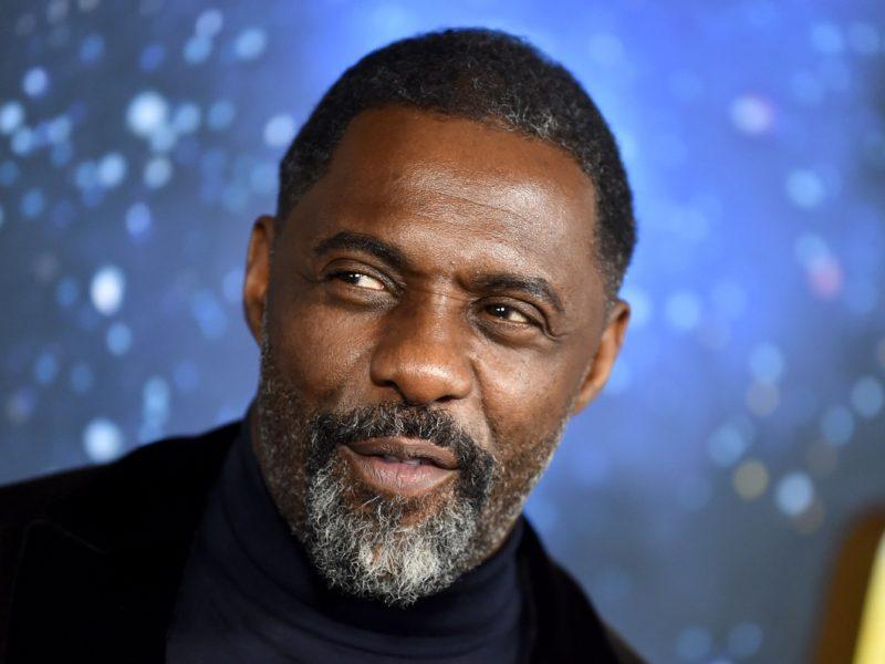 Idris Elba Tests Positive for the Coronavirus