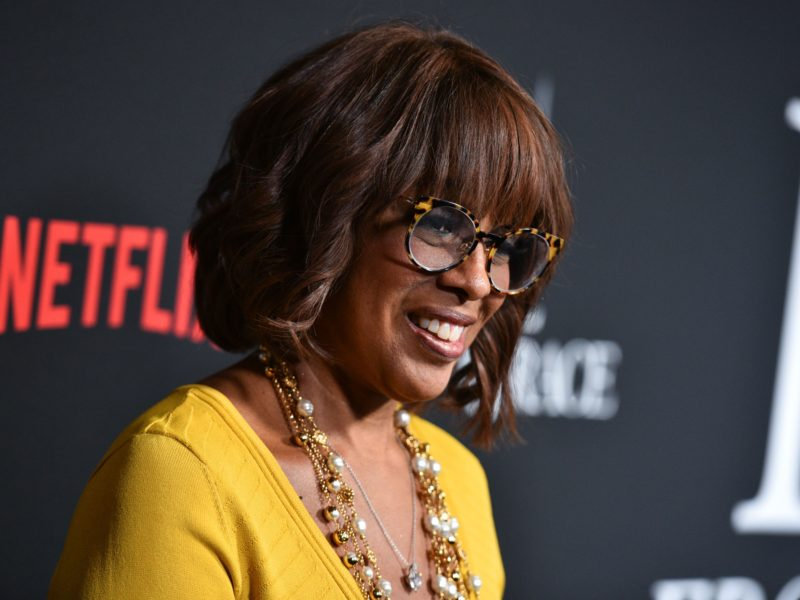 Gayle King Opens Up About 'Painful' Backlash Amid Kobe Bryant Controversy