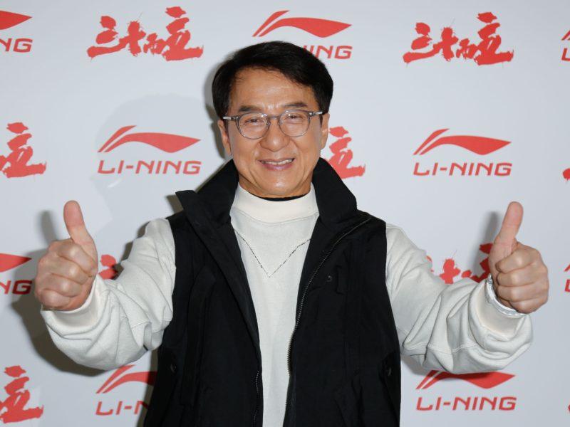 Jackie Chan Confirms He's Not Under Quarantine Amid Coronavirus Scare