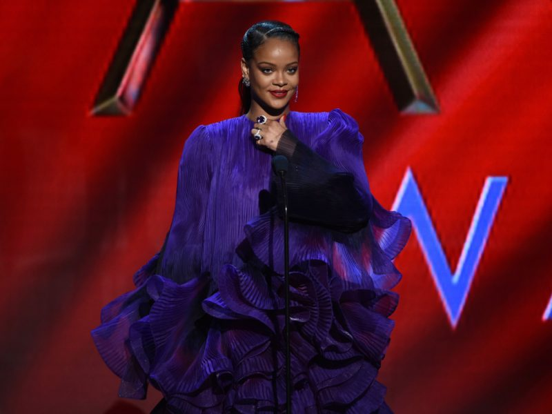 Rihanna Debuts on Forbes Richest Self-Made Women List With $600M Net Worth