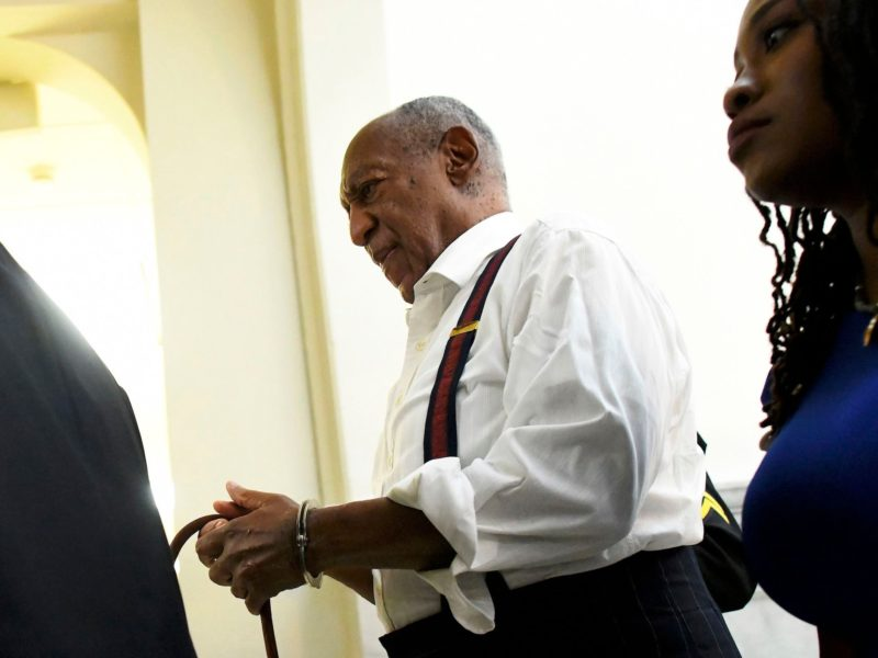 Bill Cosby's Reportedly File Motion to Get Him Released From Prison Amid COVID-19 Pandemic