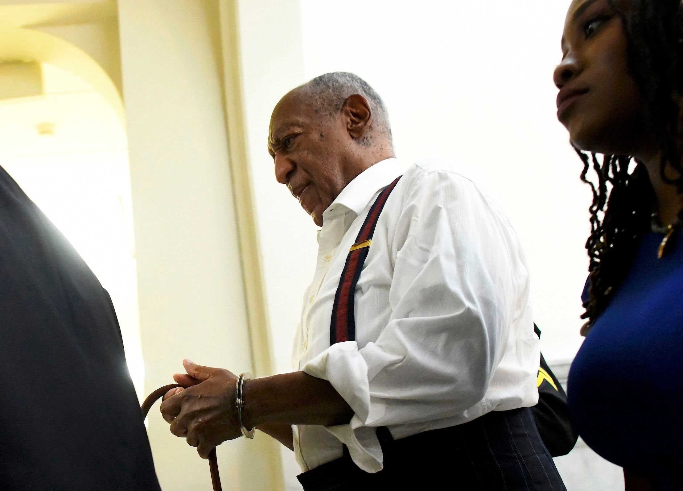 Bill Cosby Was Reportedly Denied Parole Because He Didn't Participate In Sex Offender Program