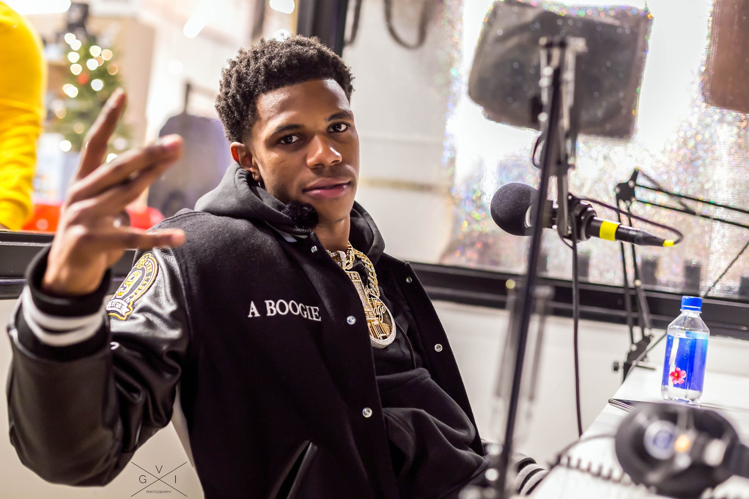 A Boogie Wit Da Hoodie Arrested On Gun Charges Following NJ Nightclub Shooting
