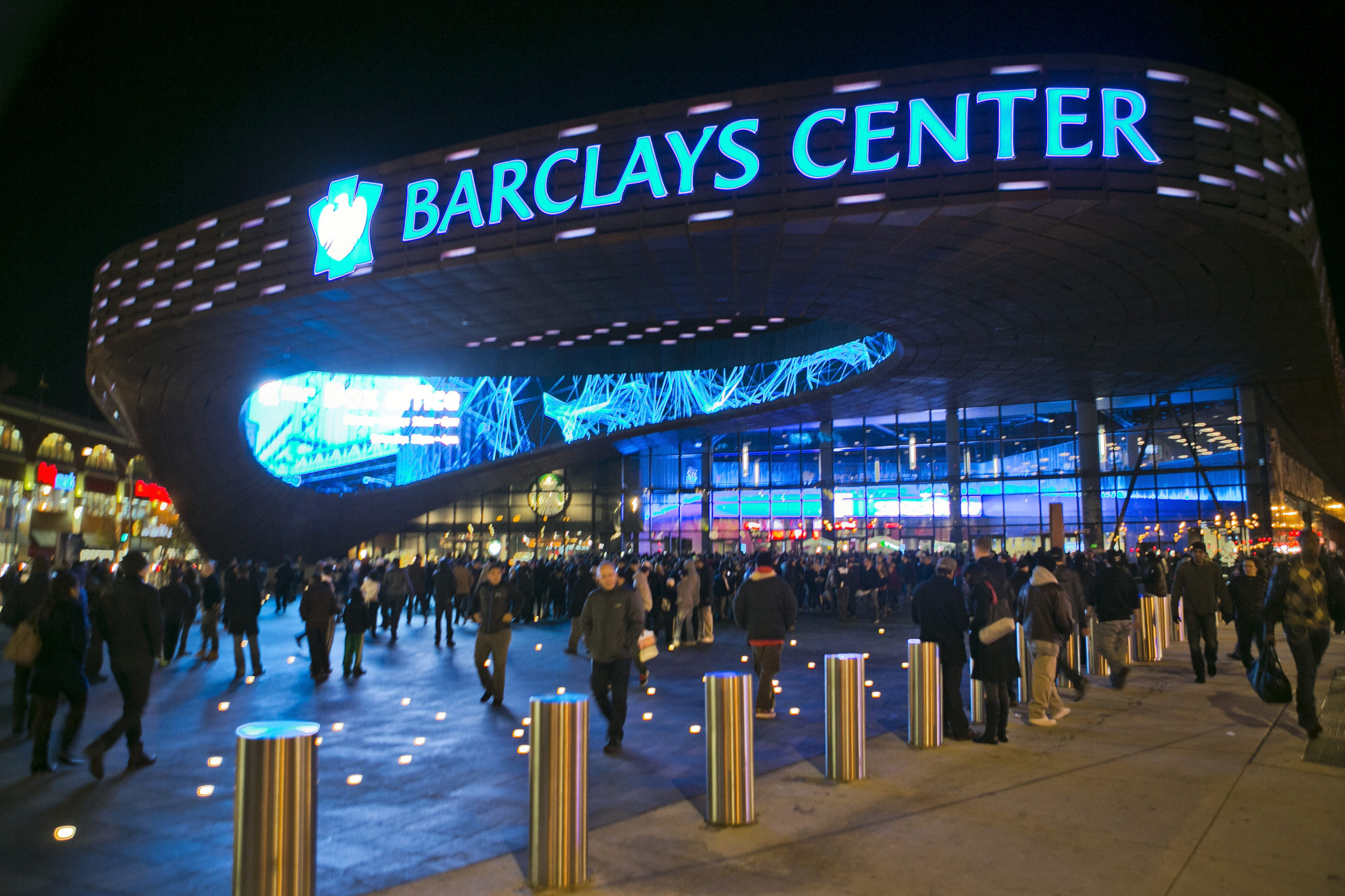 Barclay Center Vows to Support Hourly Employees Amid Event Cancellations