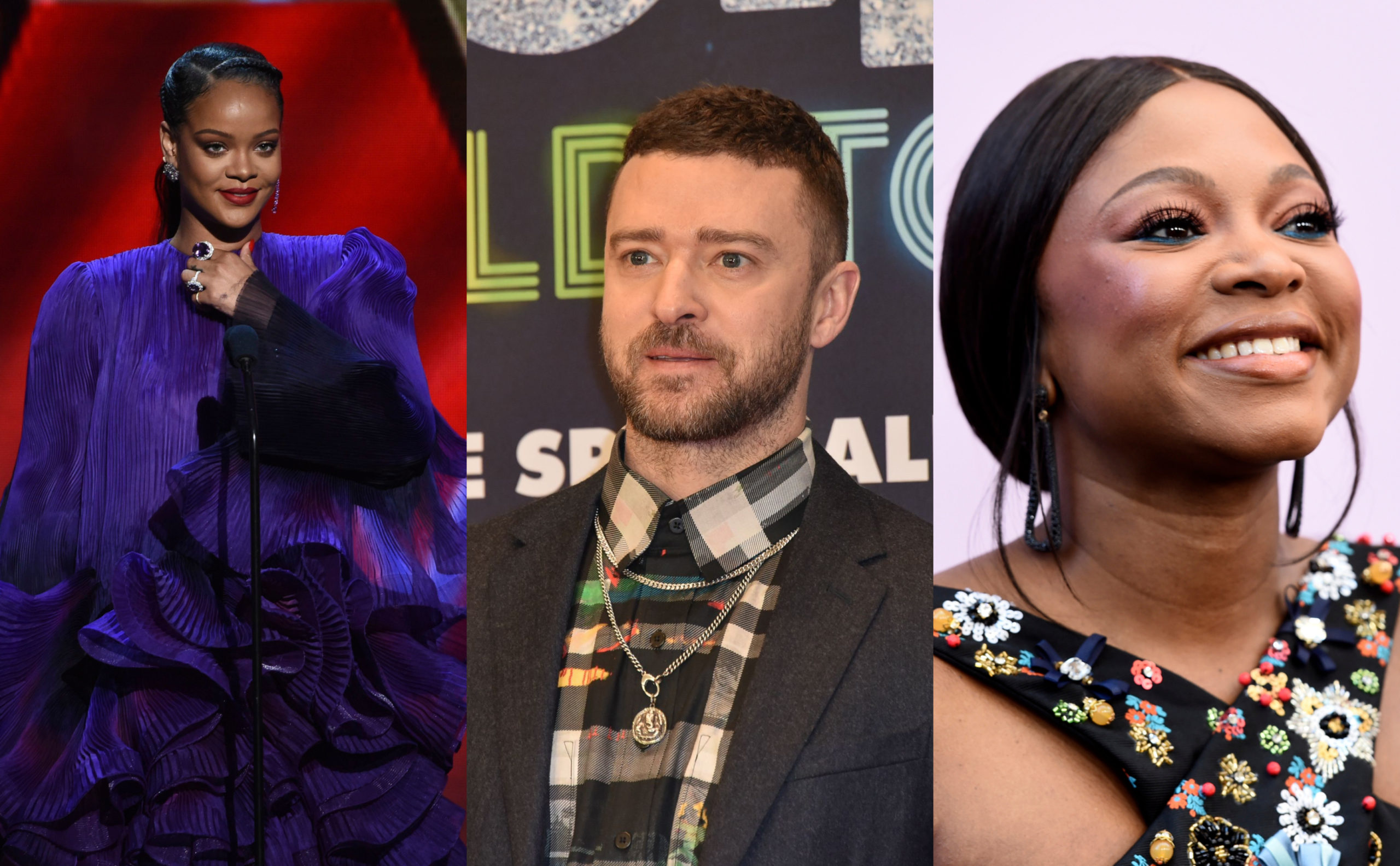 Rihanna, The Wilsons, The Currys, Justin Timberlake and More Use Their Power to Fight Coronavirus