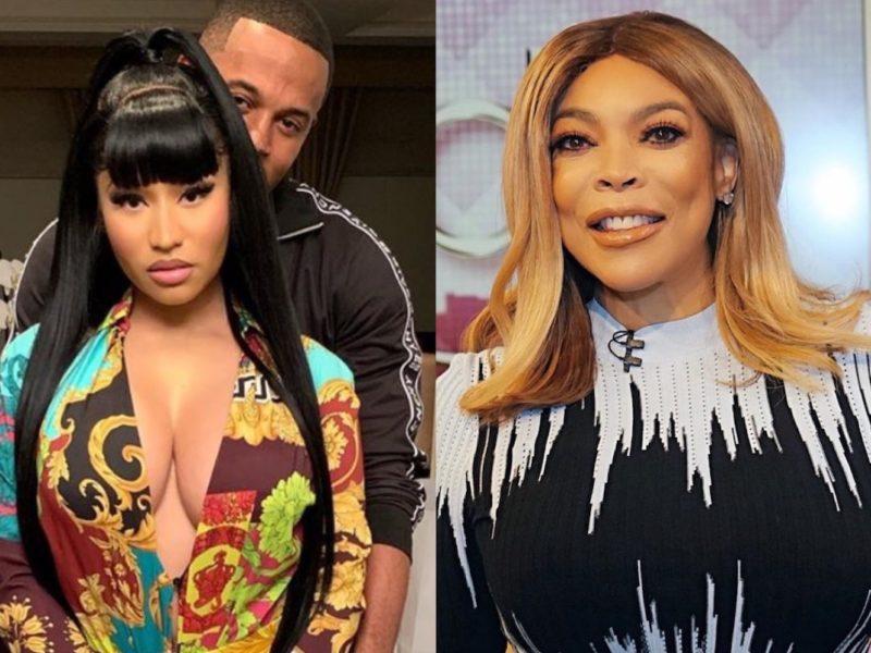 Wendy Williams Shames Nicki Minaj for Marrying Registered Sex Offender