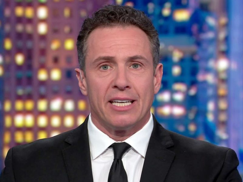 CNN Anchor Chris Cuomo Tests Positive for the Coronavirus