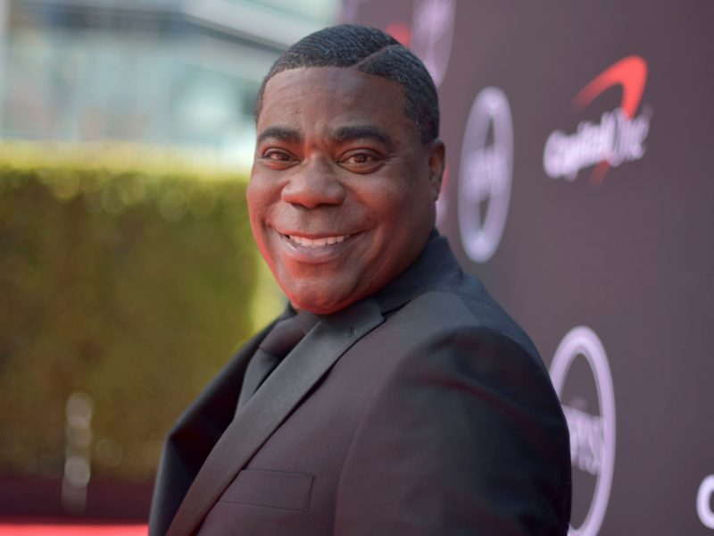 Tracy Morgan Talks Getting his Exotic Pets Tested for Coronavirus