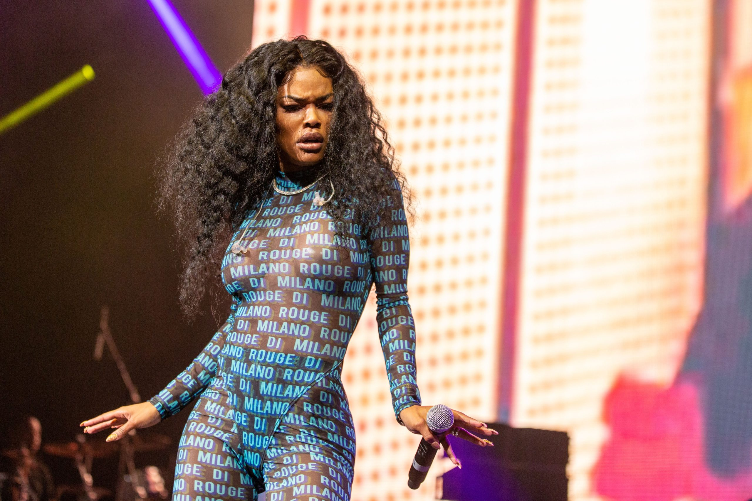 Teyana Taylor Announces Date For Farewell Tour Ahead of Retirement