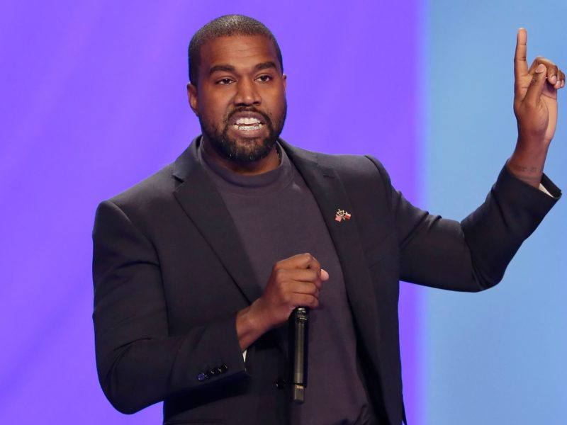 Kanye West is Reportedly Worth $1.3 Billion