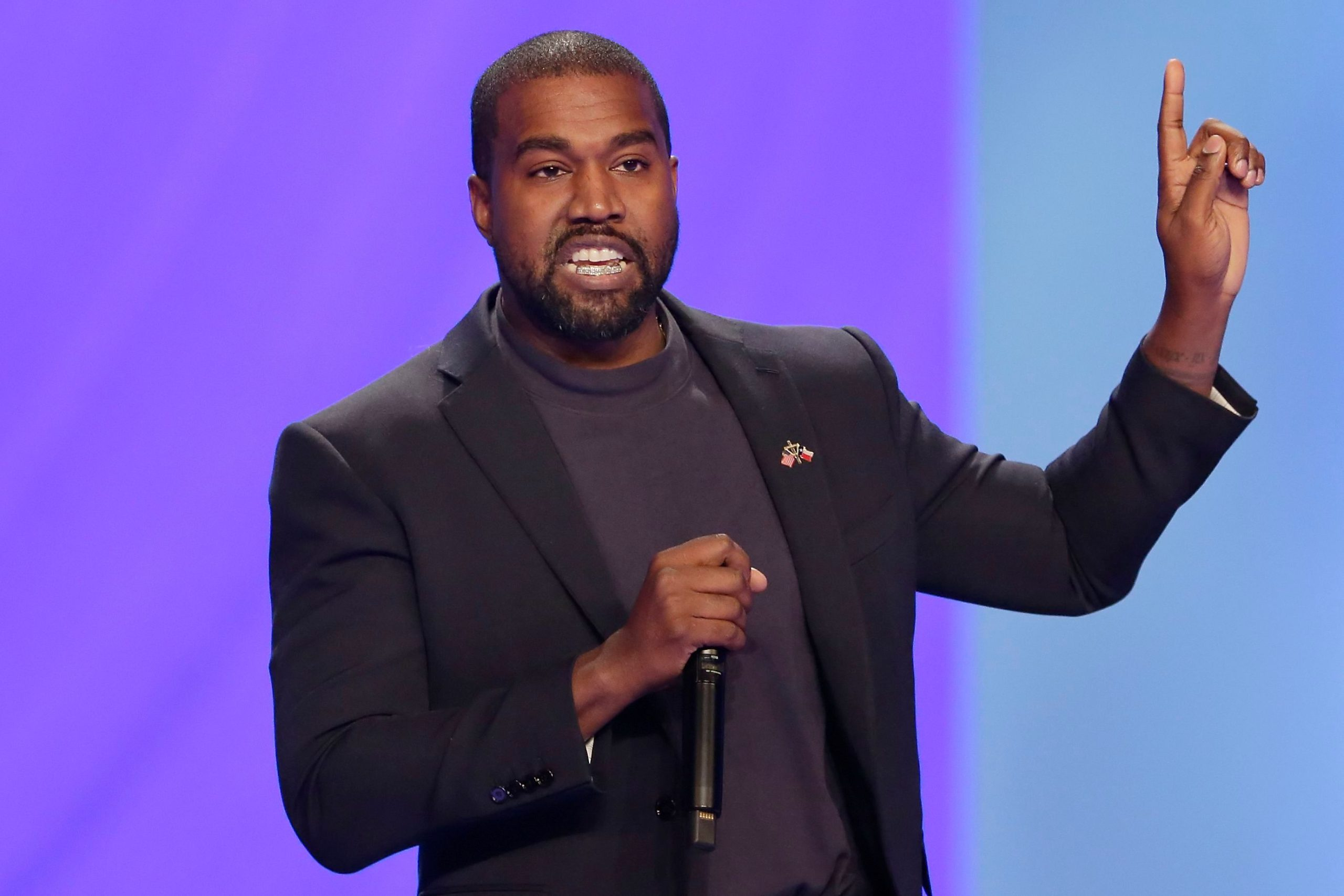 Kanye West on 2020 Presidential Election: 'I CAN BEAT BIDEN OFF OF WRITE INS'