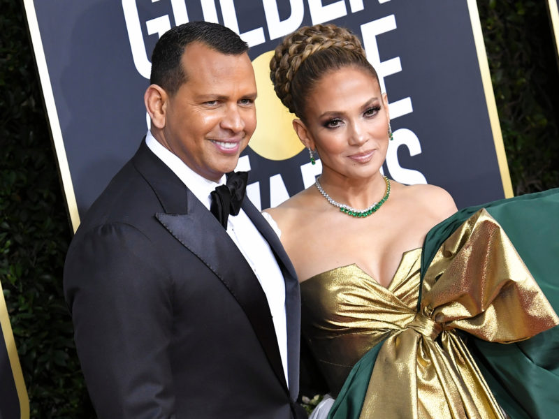 Jennifer Lopez Talks About How the COVID-19 Pandemic Affected Her Wedding With Alex Rodriguez