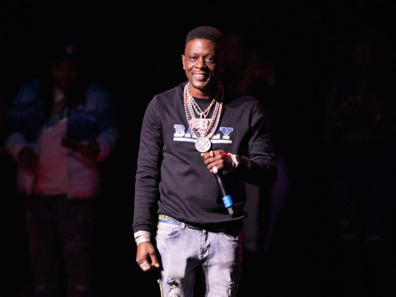 Boosie Badazz Gives Health Update After Getting Shot in Dallas: 'I'm Good … I Love Y'all'