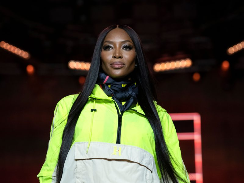Naomi Campbell Admits That She Didn't Like Being the Token Black Person in the Fashion Industry