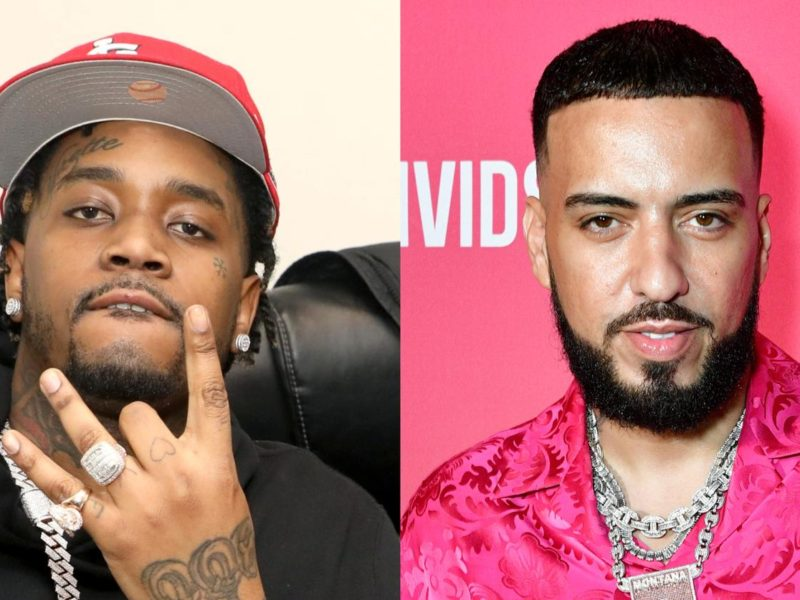 Fivio Foreign Drags French Montana for Not Paying Homage to Brooklyn Drill