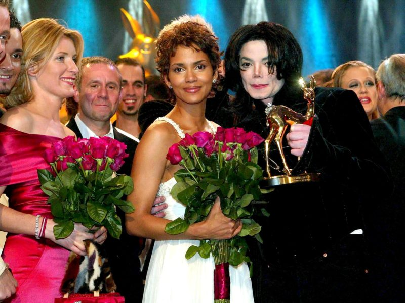Babyface Reveals Michael Jackson Wanted to Date Halle Berry