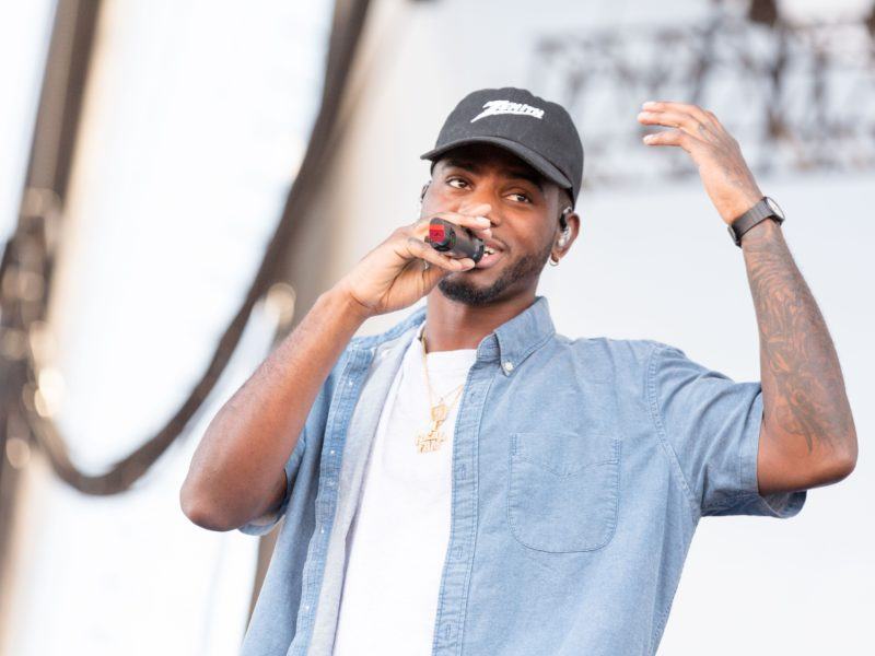 Bryson Tiller Quietly Released a New Song Last Week