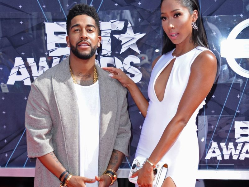 Apryl Jones Speaks Candidly About 'Terrible Break-Up' With Omarion: '[He Left] Without Explanation'